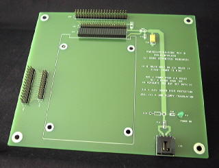 PAR4CH/PC104 DISK MOUNT BOARD PHOTO